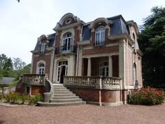 Villa in beaux-artstijl