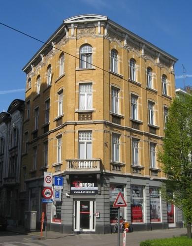 Antwerpen Grotesteenweg 9