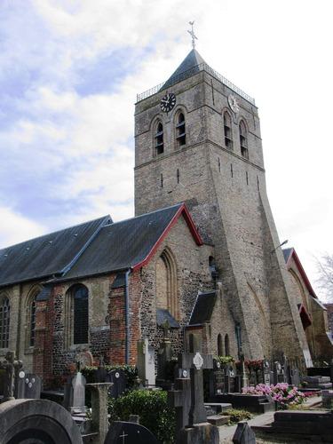 De Panne Adinkerke parochiekerk