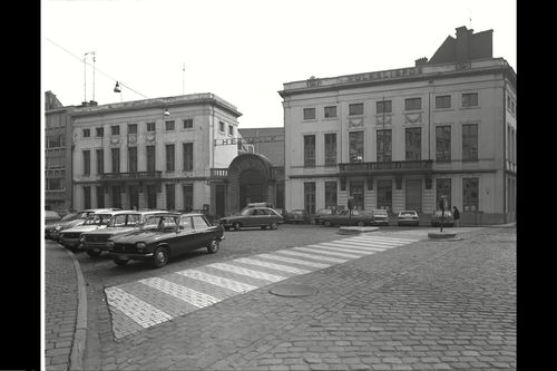 Gent Poel 7-8, Sint-Michielsstraat 18