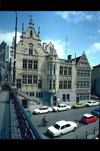 Gent Predikherenlei 1, Jan van Stopenberghestraat 2, Sint-Michielshelling 7