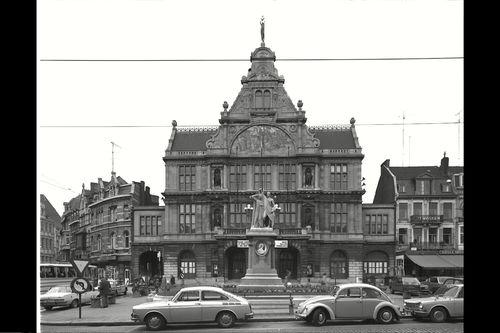Gent Sint-Baafsplein 15-19