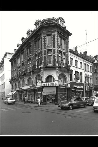 Gent Bennesteeg 25B, Sint-Niklaasstraat 29-31, Voldersstraat 70