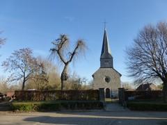 Omhaagd kerkhof