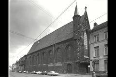 Klooster en kerk van de geschoeide karmelieten