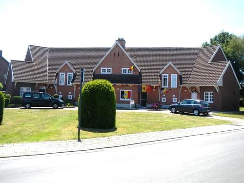 Zonhoven Tuinwijk Beverzak 4-10