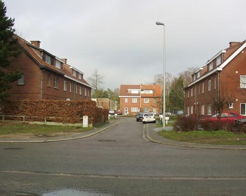 Houthalen-Helchteren Dennenstraat