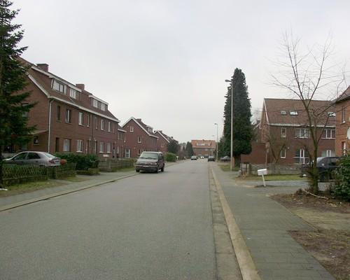 Houthalen-Helchteren Haagdoornstraat