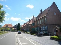 Steenkoolmijn van Beringen: Mijncités