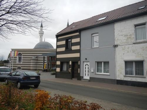 Beringen Stationsstraat 59-61, moskee