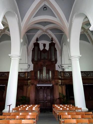 Zulte Gildestraat 12 Orgel
