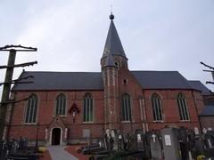 Parochiekerk Sint-Michiel, Cornelius en Ghislenus