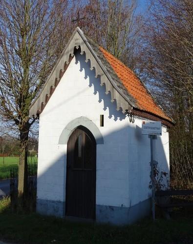 Nevele Lostraat Neogotsche kapel