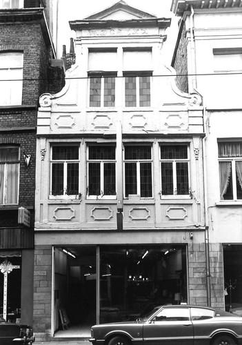 Gent Burgstraat 40