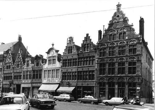 Gent Burgstraat 4-16