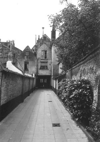 Gent Burgstraat 110-116