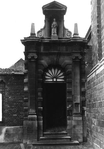 Gent Burgstraat 46 kapel