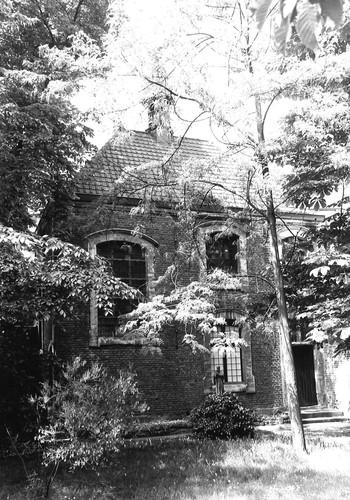 Gent Burgstraat 46 kluis