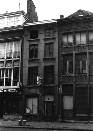 Gent Burgstraat 90