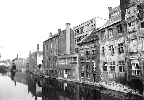 Gent Waaistraat zonder nummer (bij Vrijdagmarkt nummer 10)