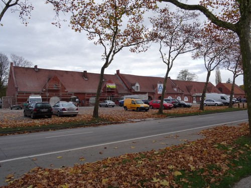 Genk Noordlaan 20 werkhuizen regie