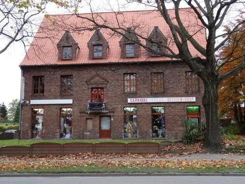 Genk Noordlaan 28-32 logementshuis