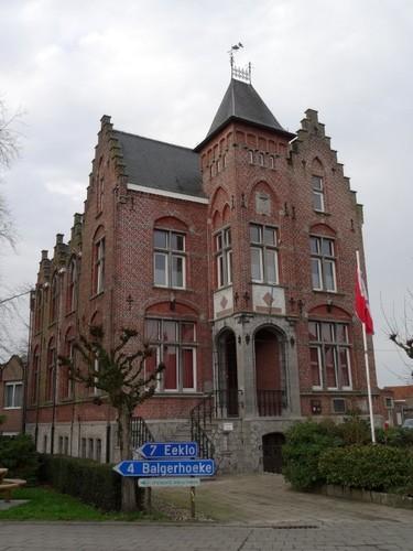 Sint-Laureins Dorpsstraat 91