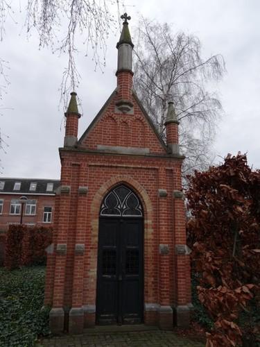 Eeklo Oostveldstraat 1 Heilig Hartkapel