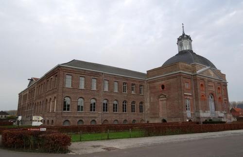 Sint-Laureins Dorpsstraat 11-57 Zuidoostzijde