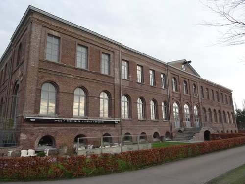 Sint-Laureins Dorpsstraat 11-57 Zuidwestzijde