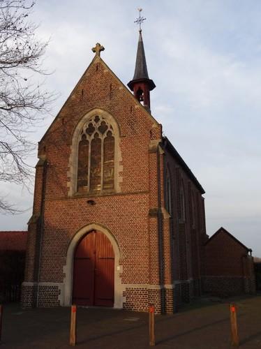 Kaprijke Kapel Onze-Lieve-Vrouw van Kleem