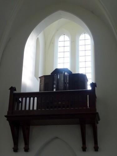 Sint-Laureins Kerkplein zonder nummer Orgel van de parochiekerk Sint-Margareta