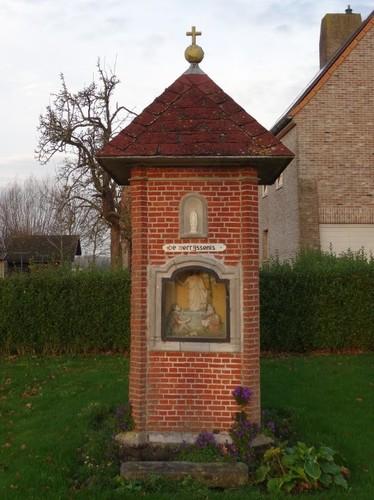 Kaprijke Rysselhofstraat zonder nummer Ommegangkapel XI De Verrijssenis