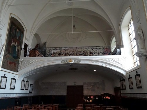 Eeklo Zuidmoerstraat 125, Orgel in de kapel