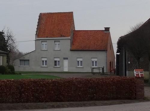 Kaprijke Rysselhofstraat 8 Boerenwoning