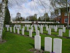La Brique Military Cemetery No 1