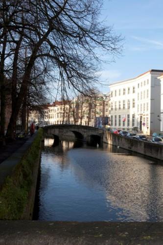 Brugge Augustijnenrei zonder nummer Augustijnenbrug