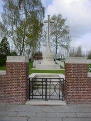 La Brique Military Cemetery No 2
