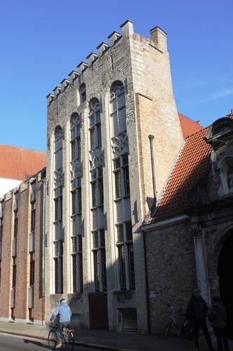 Brugge Spanjaardstraat 16