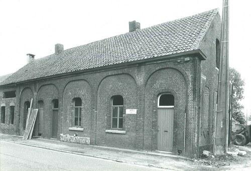 Antwerpen Schouwvegerstraat  9-13 voorgevel