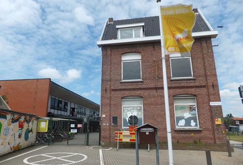 Antwerpen Monnikenhofstraat 25 voorgevel