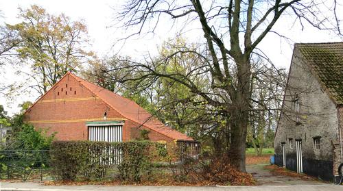 Antwerpen Schouwvegerstraat 3-3A  bijgebouw