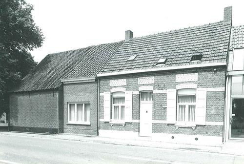 Antwerpen Schouwvegerstraat 3-3A  straatzijde
