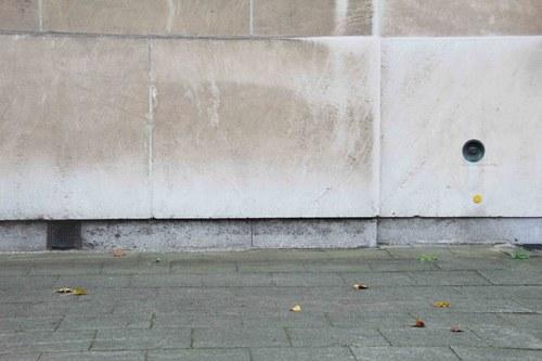 Antwerpen Vlaamsekunstlaan 11 detail voorgevel