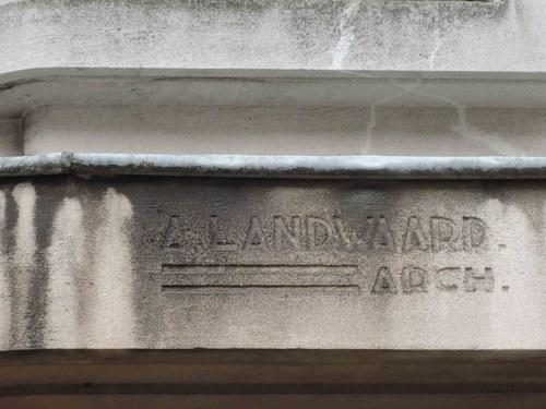 Antwerpen Vlaamsekunstlaan 19 architect