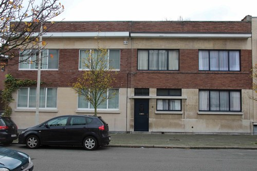 Antwerpen Vlaamsekunstlaan 9-11