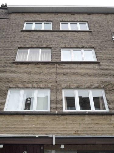 Antwerpen Volhardingstraat 22-24 voorgevel bovenbouw