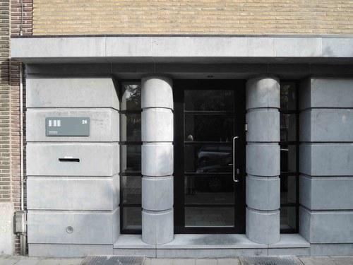 Antwerpen Volhardingstraat 26 voordeur