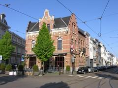 Koffie- en burgerhuis