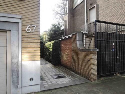 Antwerpen Camille Huysmanslaan 67